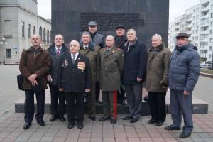 Участники съезда - ветераны Гродненщины