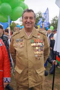 Полковник в отставке Лапкович Александр Александрович